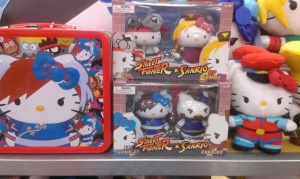 Street Fighter, Sanrio Style